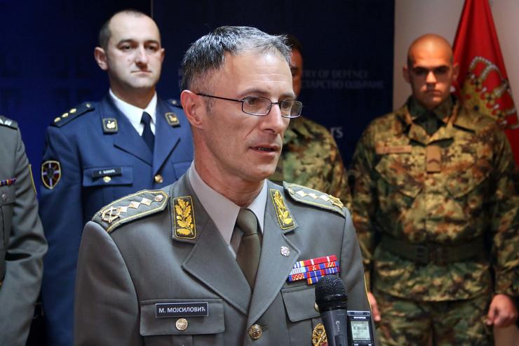 Milan Mojsilovic, Tanjug, Ministarstvo odbrane