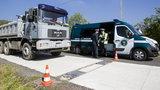 W Krakowie będą ważyć ciężarówki