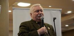 Były prezydent Lech Wałęsa: O nic już nie gram