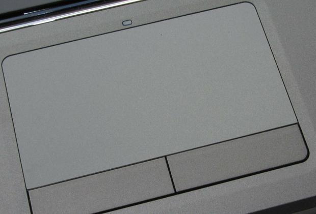 Przykładowy touchpad, fot. własne
