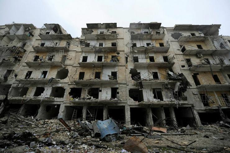 Alepo posle rata