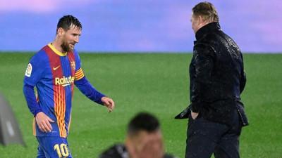 Copa del Rey final should not affect my Barca future, says Koeman