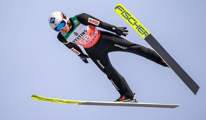 TCS: Kamil Stoch trzeci w kwalifikacjach w Bischofshofen