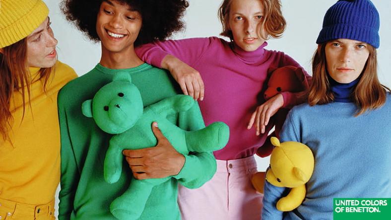 Kampania kolekcji Benetton jesień/zima 2020/2021