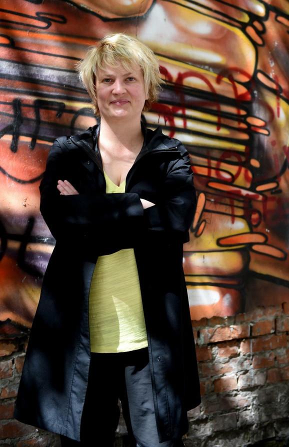 Marina Maljković, selektorka Srbije