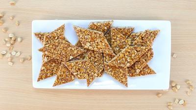 DIY Recipes: How to make Nkati Cake (Peanut Brittle)