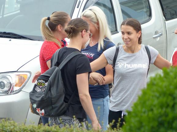 Deo ženske rukometne reprezentacije Srbije kreće na dalek put