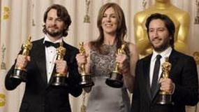 """Oscary 2010: """"Królik..."""" bez statuetki, triumf """"The Hurt Locker. W pułapce wojny""""!"""