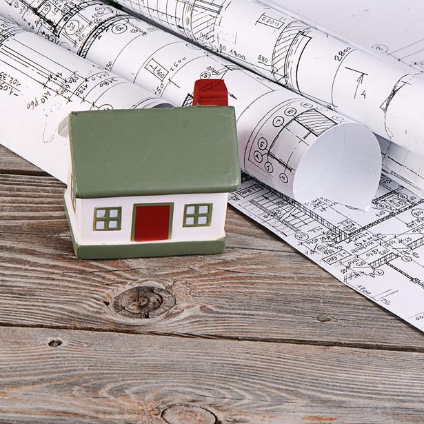 Stworzenie projektu budowlanego wymaga skompletowania dokumentacji