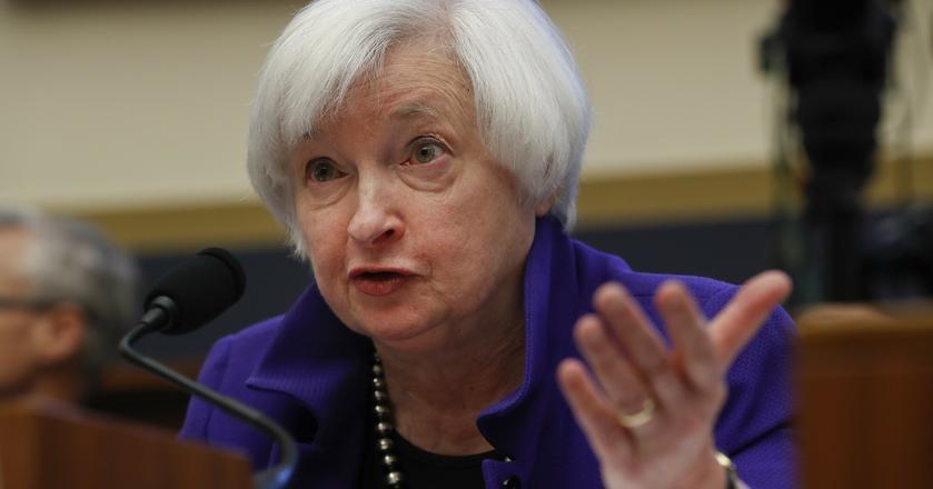 Janet Yellen, przewodnicząca Rezerwy Federalnej najpewniej w czerwcu znowu podniesie stopy procentowe
