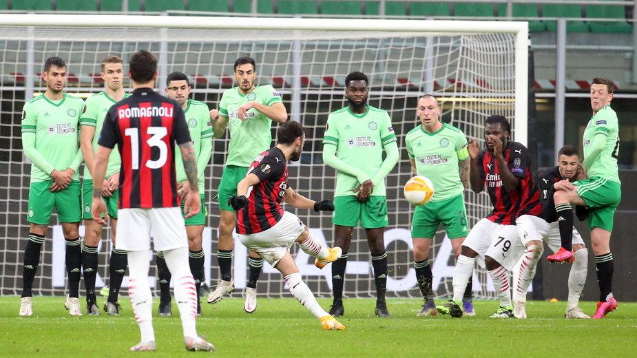 AC Milan - Celtic