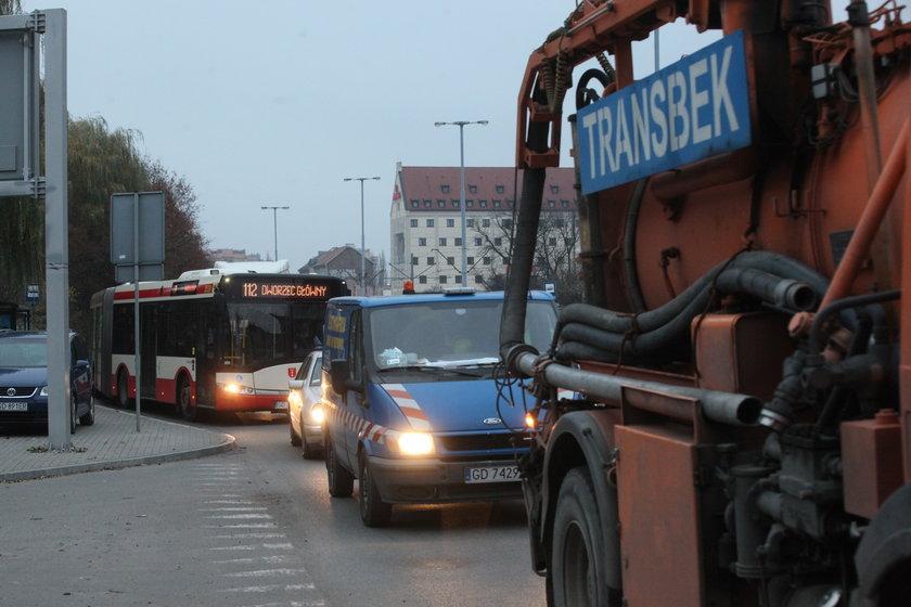Buspasem na Podwalu Przedmiejskim mogą już legalnie jeździć motocykle i motorowery