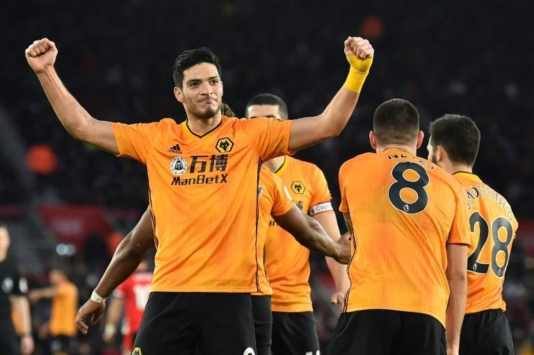 Raul Jimenez scored twice as Wolves came from 2-0 down to beat Southampton 3-2 on Saturday