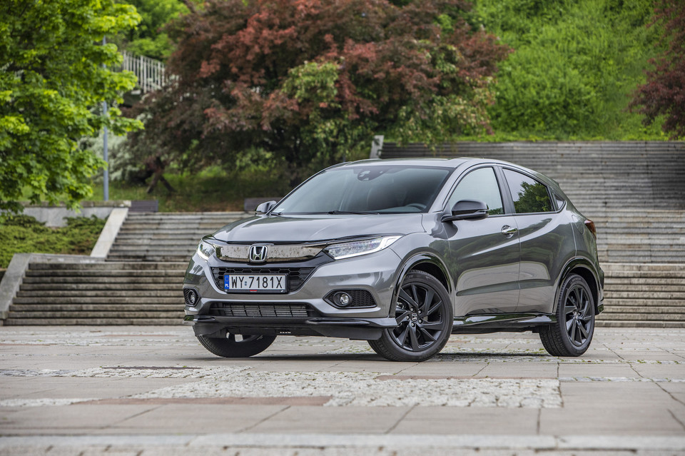 Honda HR-V 1.5 VTEC Turbo Sport