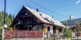 Koszmarny pożar w Rajczy-Nickulinie. Nie żyje dwóch malutkich chłopców