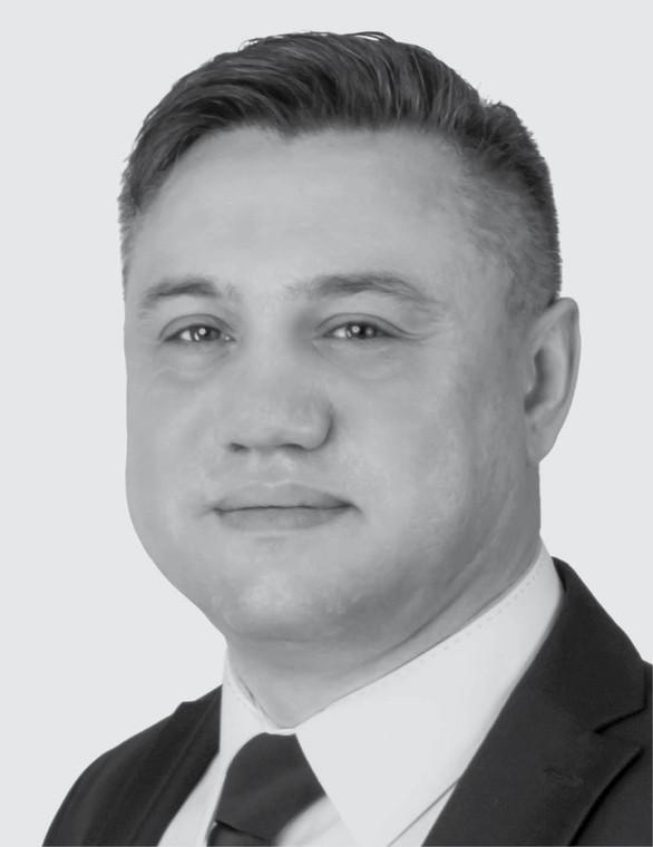 Dariusz Gałązka biegły rewident i partner w Grant Thornton