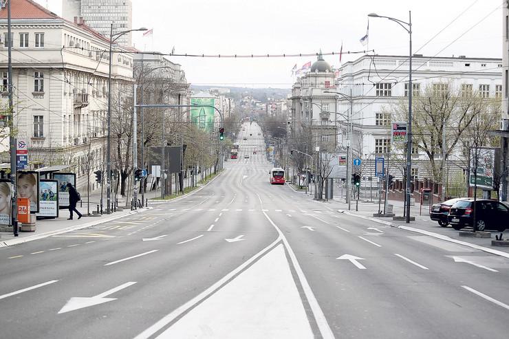 U Beogradu podneto najviše prijava za nepoštovanje samoizolacije i policijskog časa