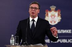 """Vučić: Šta znači to što je Merkel rekla? To što je rekla znači samo da nas je ona već """"razgraničila"""" priznanjem Kosova"""