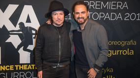 """Konferencja prasowa przed premierą spektaklu """"Boxality"""". Agustin Egurrola: to ważny moment w mojej karierze [RELACJA]"""