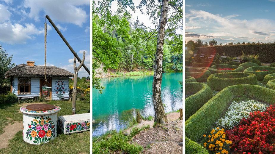 Miejsca w Polsce, które latem wyglądają jeszcze piękniej