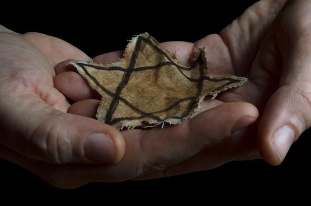 Gwiazda Dawida, Żyd, nazizm, antysemityzm