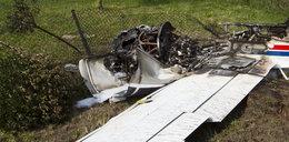 Tragiczny wypadek awionetki na Mazowszu. Są ofiary