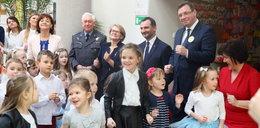 Minister Michał Wójcik odwiedził przedszkolaków