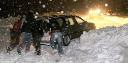 W Polsce leży już miliard wywrotek śniegu