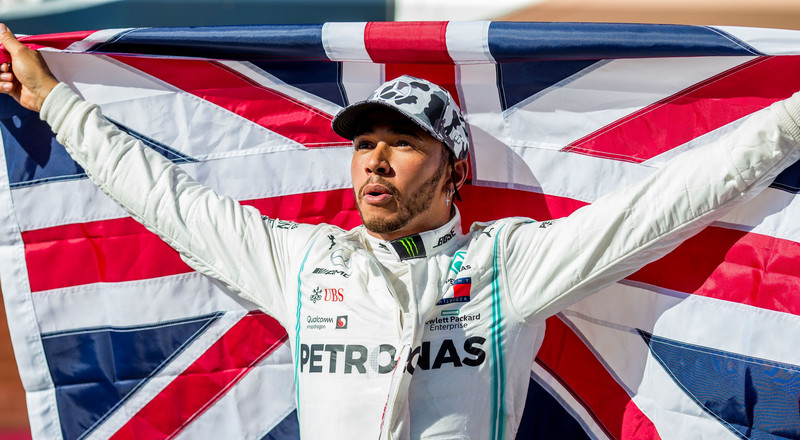 Formula 1 Champ Lewis Hamilton Opened Up About the Physical and Mental Pressure to Stay Fit