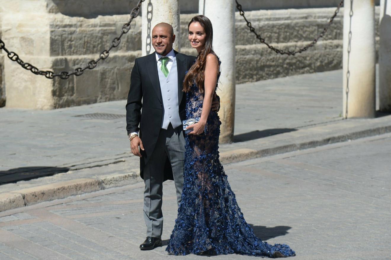Roberto Karlos sa suprugom Marijanom