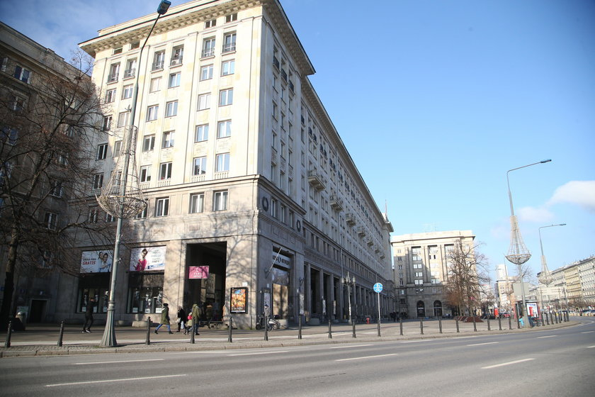 Następna stacja plac Konstytucji
