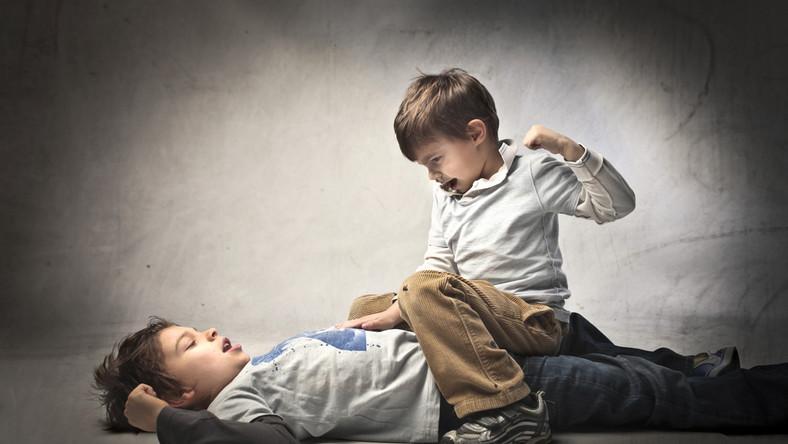 Agresywne dzieci