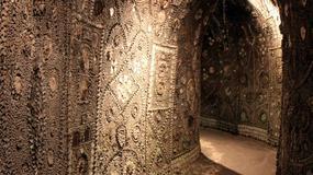 Tajemnicza grota zbudowana z milionów muszli