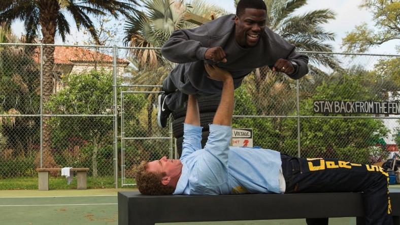 """Will Ferrell i Kevin Hart w filmie """"Get Hard"""""""