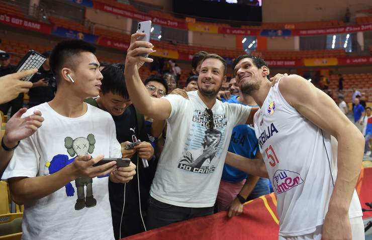 Košarkaška reprezentacija Srbije, Portorika, Košarkaši Srbije