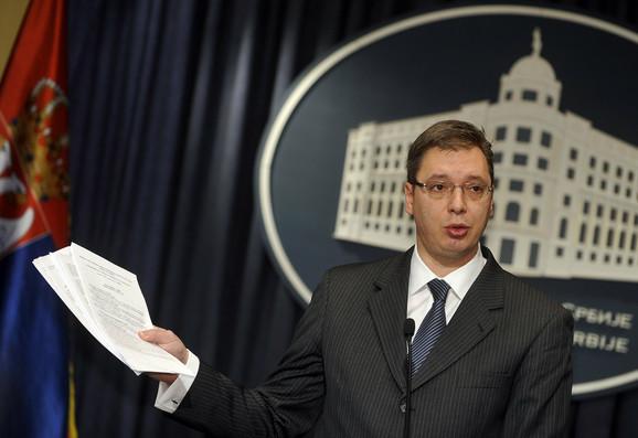 Vučić:Država je mnogo jača od svih pritisaka