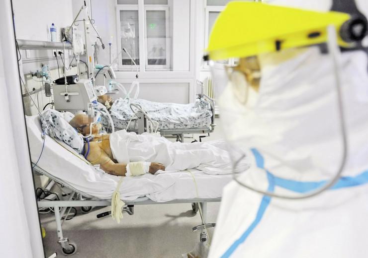 Kragujevac, klinika za pulmologiju