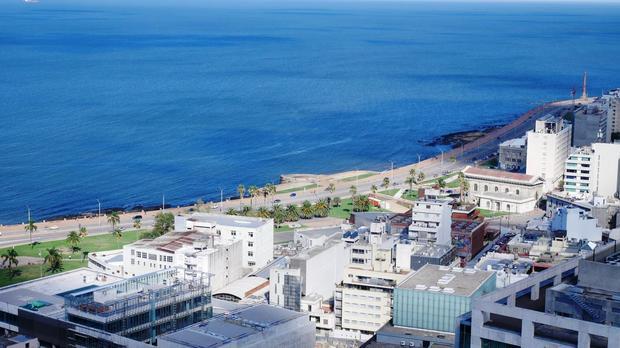 Rambla, Montevideo