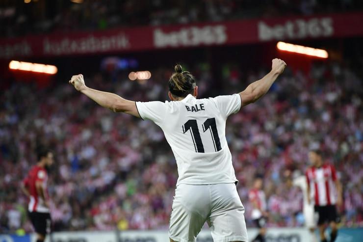 FK Atletik Bilbao, FK Real Madrid