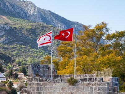 Od 1975 r. Cypr jest podzielony na część grecką i turecką