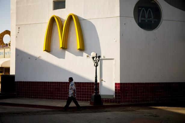 Francja wystawiła słony rachunek McDonalds. Koncern zapłaci 341 mln dolarów