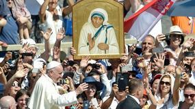 Tłumy na kanonizacji Matki Teresy z Kalkuty
