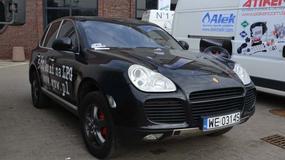 Porsche Panamera na LPG