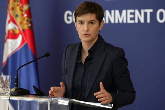 Brnabić sa Žiofreom i ambasadorima zemalja EU