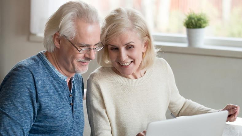 Seniorzy. Spotkanie online