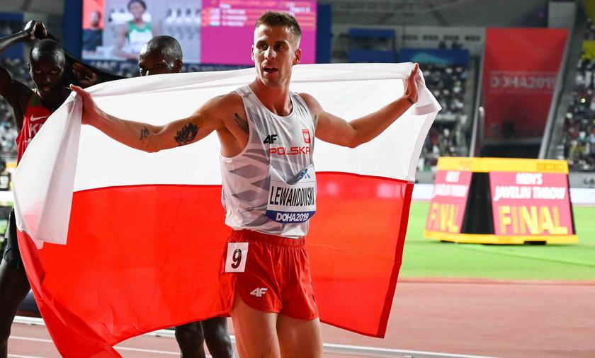 Marcin Lewandowski to jeden z grupy lekkoatletów, którzy mają szanse na medale w Tokio