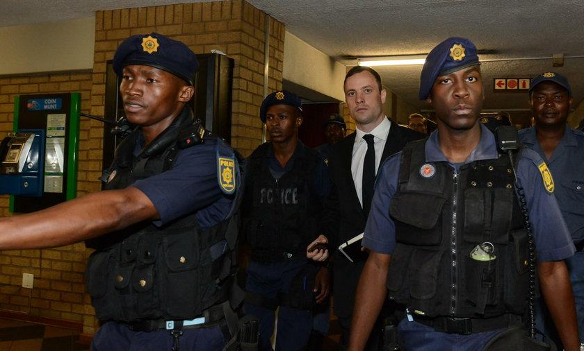Oscar Pistorius przeniesiony do innego więzienia. Tu ma udogodnienia