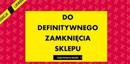 Znana marka odzieżowa zamyka wszystkie sklepy w Polsce