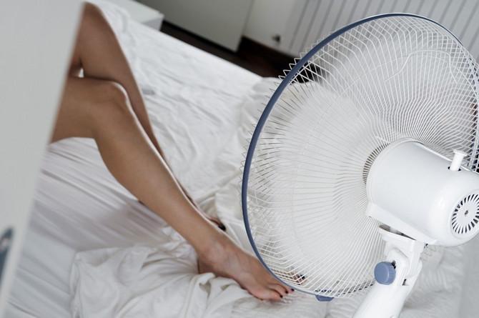 Noću isključite ventilator