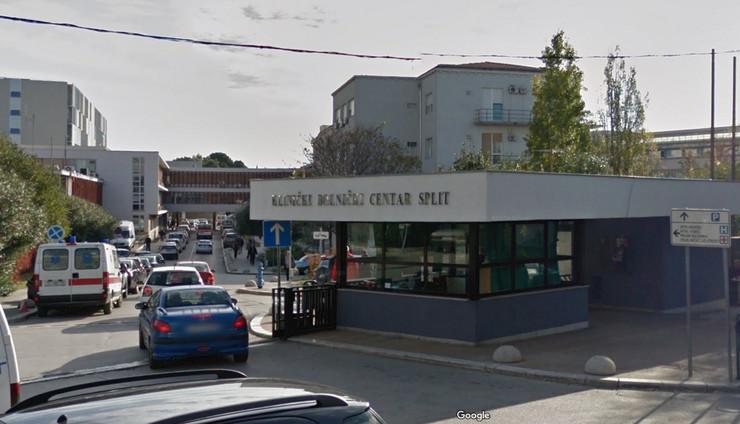kbc split hrvatska foto Screenshot Google streetview